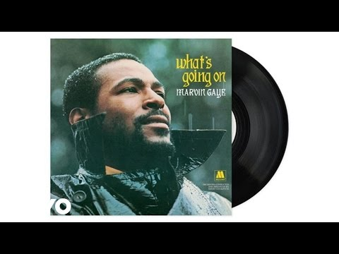 Video - Marvin Gaye - What's Going On (2016 Duet Version /Audio) ft. BJ The Chicago Kid