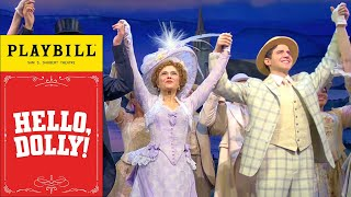 Hello Dolly Bernadette Peters Broadway Cares Curtain Call 04 05 18