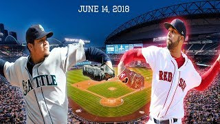 Boston Red Sox vs Seattle Mariners Highlights || June 14, 2018