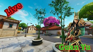 Fortnite 127 Guan Yu New Skin?!