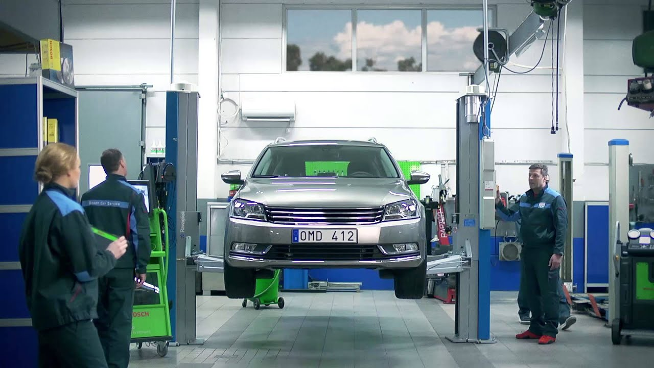 bosch car service service campaign short no youtube