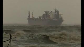 Cyclone Phethai Makes Landfall At Andhra Pradesh,Alert For  Heavy Rainfall & Wind Speed