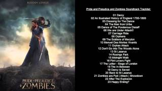 Pride and Prejudice and Zombies Soundtrack Tracklist