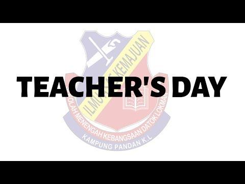 Event - Teacher's Day