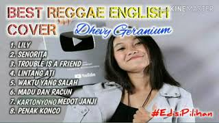 BEST REGGAE COVER ENGLISH VERSION DHEVY GERANIUM 2019