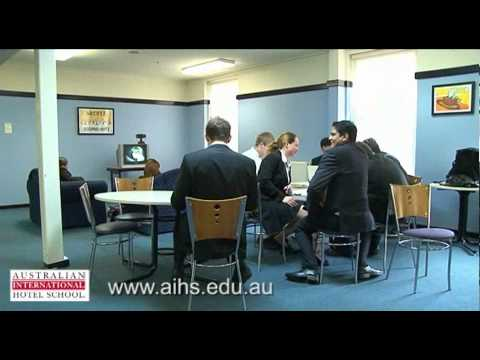 Glion Australian International Hotel School.wmv