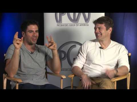 Eli Roth and Jason Blum talk producing Horror