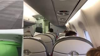 За 5 рублей из Брянска до Москвы на самолете.