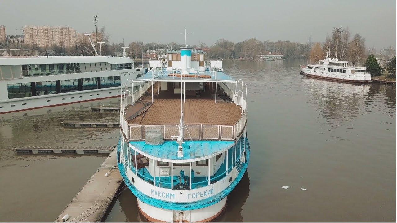 20 миллионов за музей на воде: в Москве продаётся «Яхта Сталина»