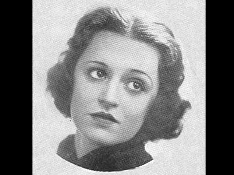 Helen Ward - I Get Along Without You Very Well Hi Def Remastered