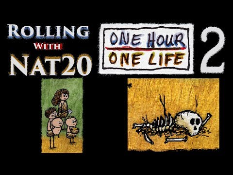 One Hour One Life - 2 - From Birth To Old Age