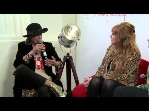 #RockNKohl Day 6 Catch-Up: Rock 'N' Kohl Legends ft Anita Pallenberg