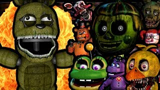 PLUSHTRAP PLAYS Ultimate Custom Night DEMO PLUSHTRAP RAGES OVER SCOTT TROLLING US YET AGAIN