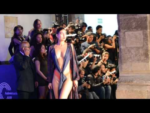 Mercedes-Benz Fashion Week Mexico 2016 #MBFWMx PV17 Desfile Marika Vera By City fashion TV MEXICO