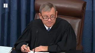 Chief Justice Admonishes Both Sides On Impeachment