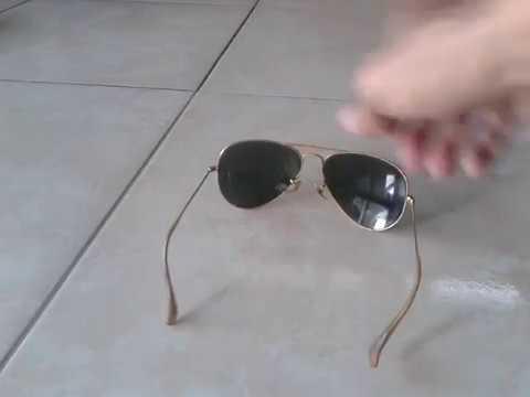 kacamata B L Bousch   Lomb Ray Ban Trend Tahun 80 an Made in USA ... 457e4d60e3