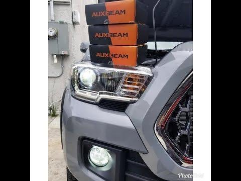 Led Headlight bulbs | Auxbeam