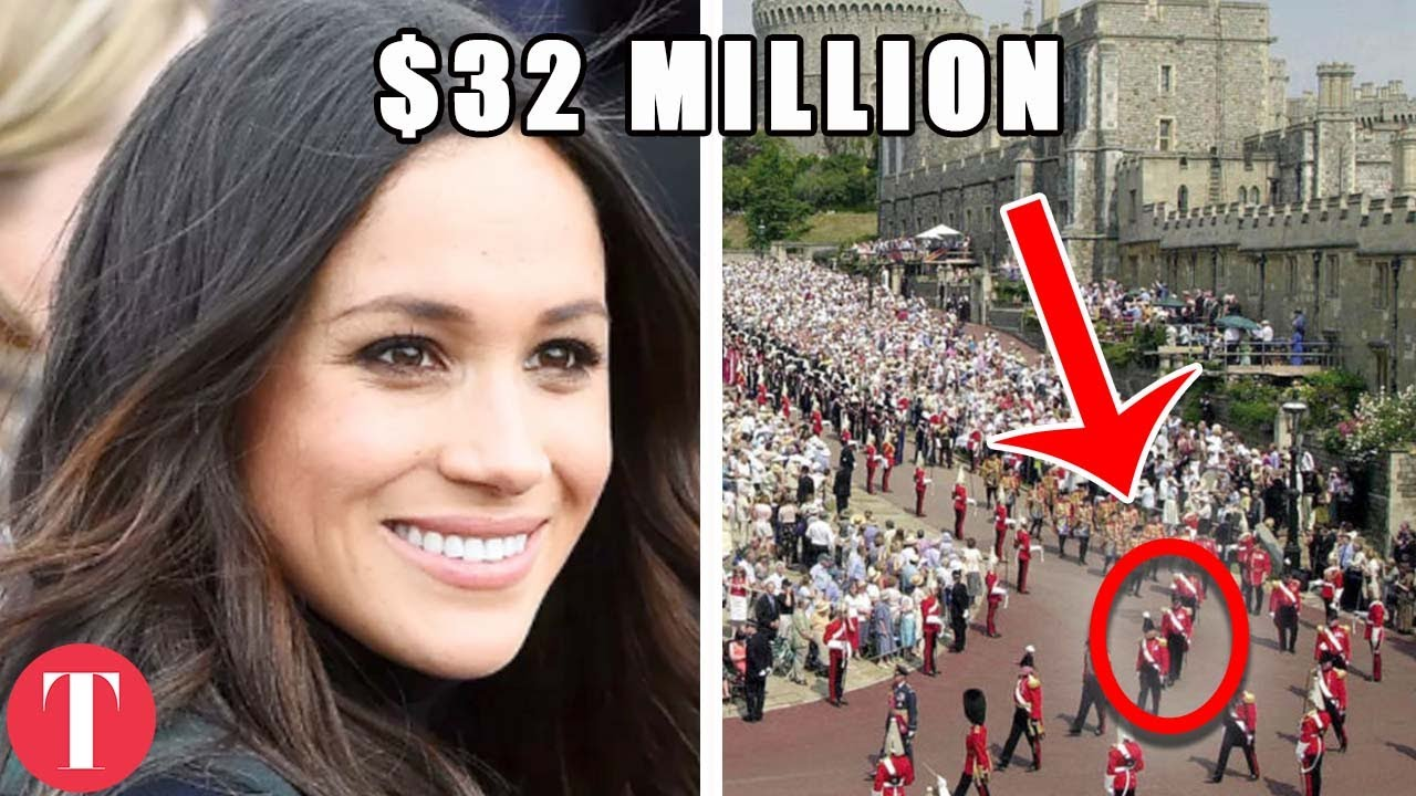Who Pays For The Royal Wedding.Who Pays For The Royal Wedding And How Much Does It Cost