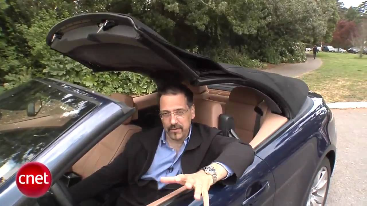 Cnet Bmw 650i Convertible Review