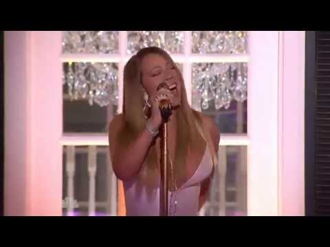 [HDTV] Mariah Carey - We Belong Together (Live - Home in Concert)