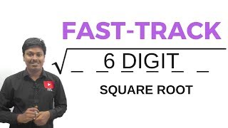 Скачать 6 DIGIT SQUARE ROOT TRICK For All Competitive Exams