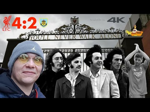 #60 YNWA 4K | Boss Liverpool - The Beatles I Mecz Na Anfield