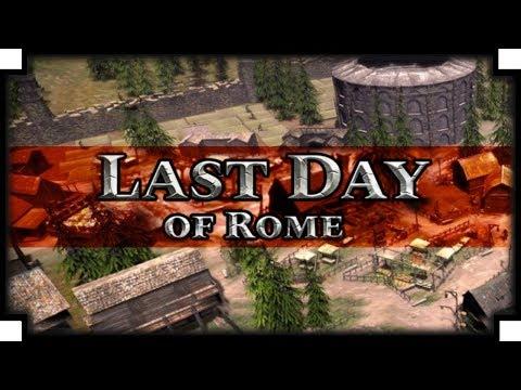 Last Day Of Rome - (Lightweight Roman Era Strategy Game)