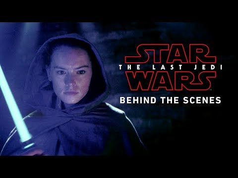 Download Youtube: Star Wars: The Last Jedi Behind The Scenes