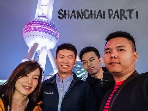 Tvlog - Shanghai part 1