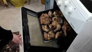Запеченная курица кусочками | Baked chicken pieces