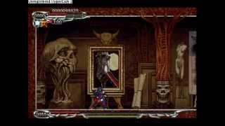 Serio's Castlevania Fighter:Shanoa nightmare.