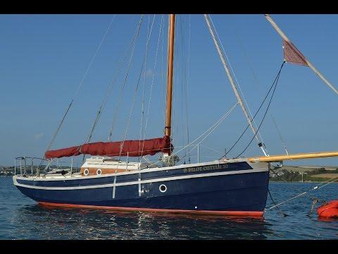 Cornish Crabber Pilot Cutter 30