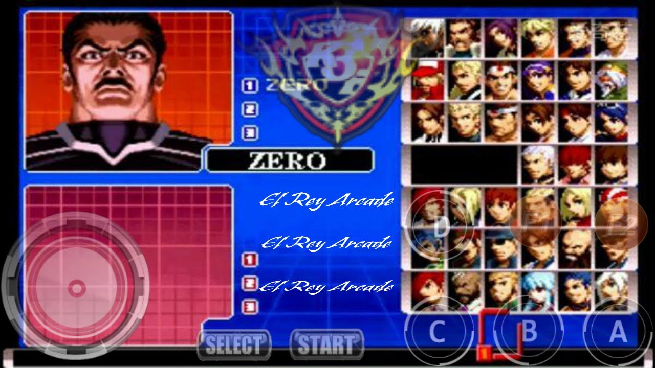 Kof 2002 magic plus apk obb | Kof 2002 magic plus 2 1 0 APK