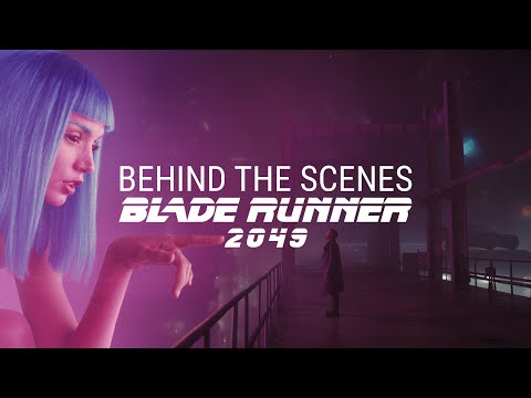 Behind the scenes: Blade Runner 2049 at DNEG
