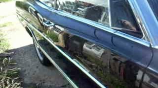 My 1967 Ford Galaxie 500 Fastback