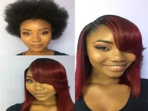 Hair By Karma Black $50 sew in - FORT LAUDERDALE, FL, 33313