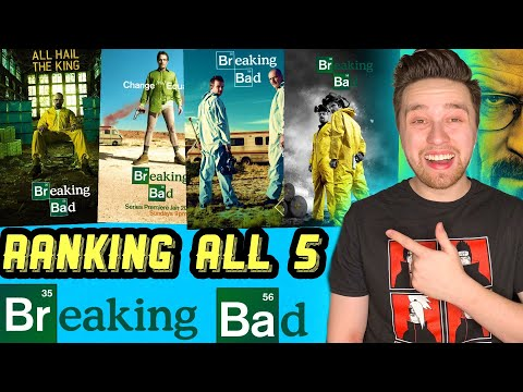 Ranking All Breaking Bad Seasons From Worst To Best