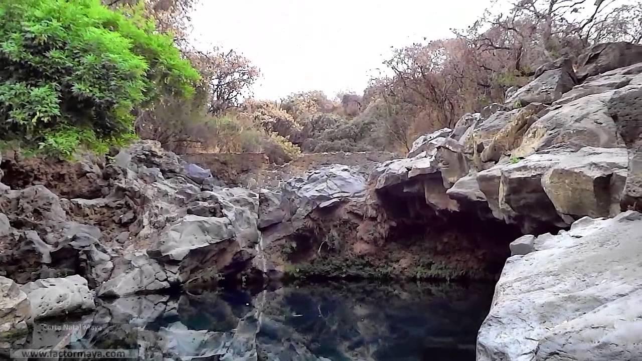 Poza Prieta Waterfall in Bayamón | Puerto Rico Day Trips