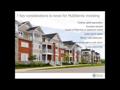 The Global Real Estate Investment Trends   Why Institutional Investors are looking at Multifamily Se