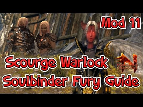 Neverwinter - Warlock - Soulbinder Fury PvE Build - Mod 11