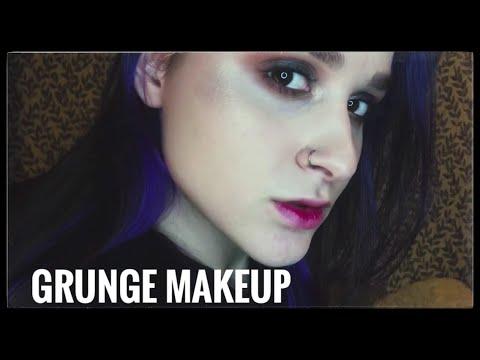 Вечерний гранж макияж/ GRUNGE MAKEUP