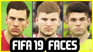 FIFA 19 - BUNDESLIGA SCAN CONFIRMED (NEW FACES NEWS)