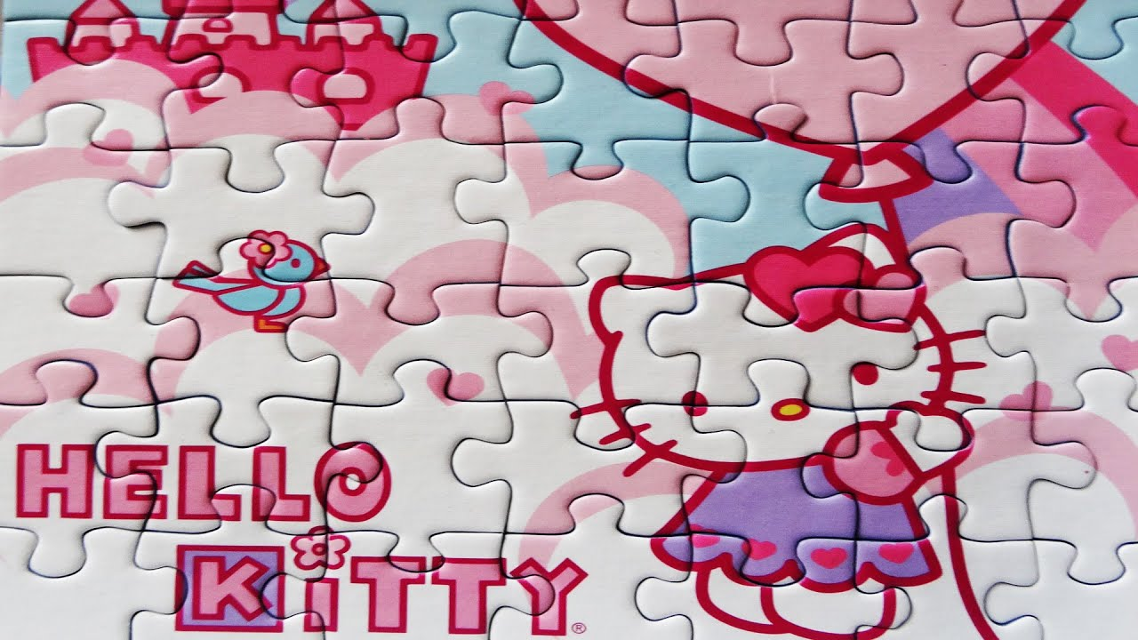 Uncategorized Games Puzzle Hello Kitty hello kitty games jigsaw puzzle game kids toys rompecabezas pictures