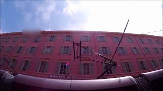 Ligne D'azur Tram T1 de Nice de Henri Sapia à Hopital Pasteur thumbnail