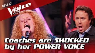 14-Year-Old POWERHOUSE returns better than EVER to The Voice Kids