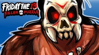 Friday the 13th Killer Puzzle - JASON IS CAVEMAN! LAST EPISODE! Ep. 7