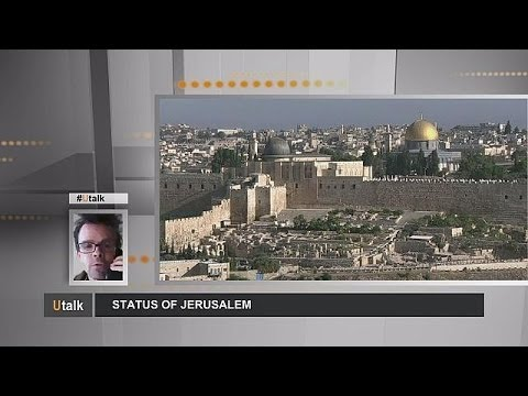 What is the legal status of the city of Jerusalem? - utalk