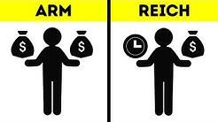 Wirst du jemals reich werden oder arm bleiben?
