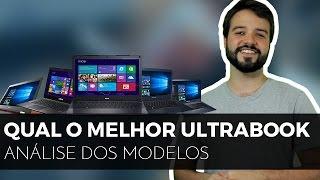 Qual melhor ULTRABOOK? | Samsung, Acer, Lenovo e ++
