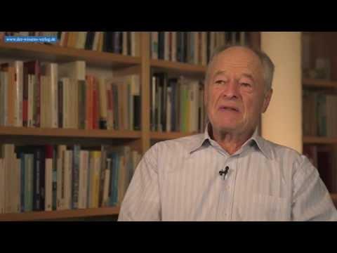 Bewusstsein, freier Wille und Naturalismus | Gerhard Vollmer im Gespräch